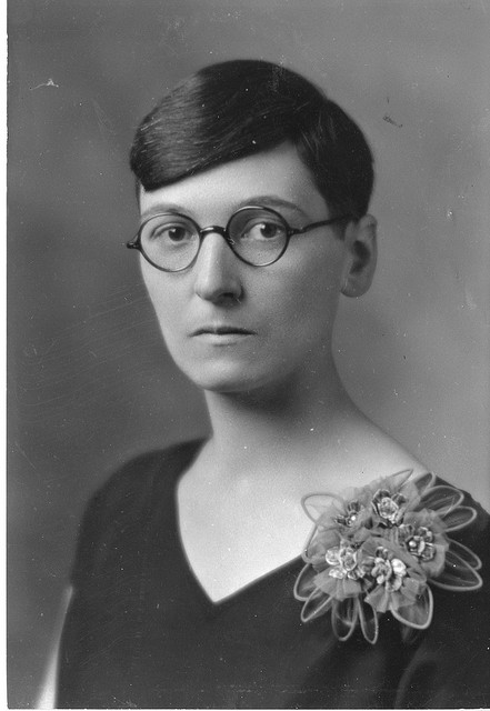 Mildred Adams Fenton